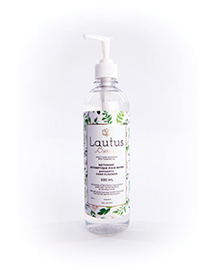 Lautus Boreal - 500 mL Antiseptic Hand Cleanser Gel
